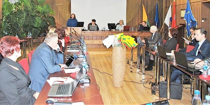Patvirtintas šių metų savivaldybės biudžetas, priimti kiti sprendimai
