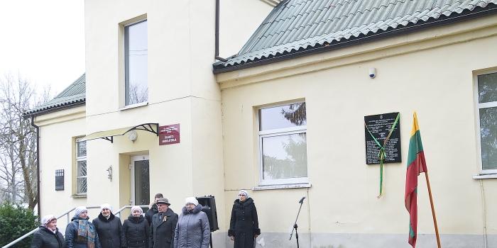 Šilavote pagerbti kovotojai už Lietuvos laisvę