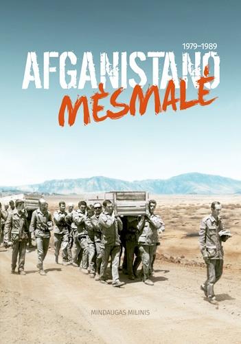 """Afganistano mėsmalė 1979–1989"""