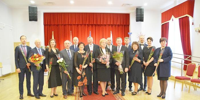 Prisiekė naujos kadencijos Birštono savivaldybės tarybos nariai