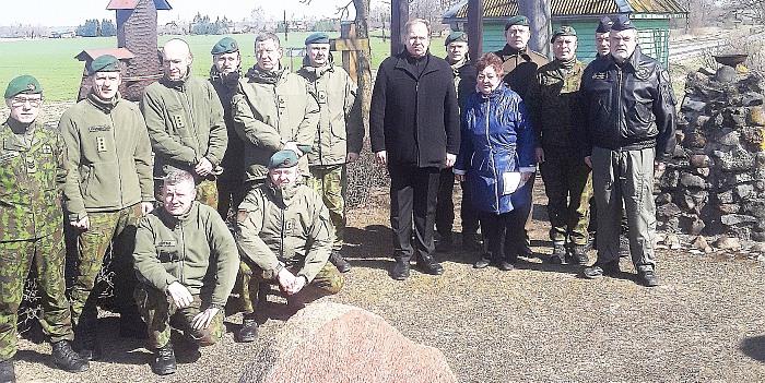 Veiveriuose pagerbti Lietuvos partizanai