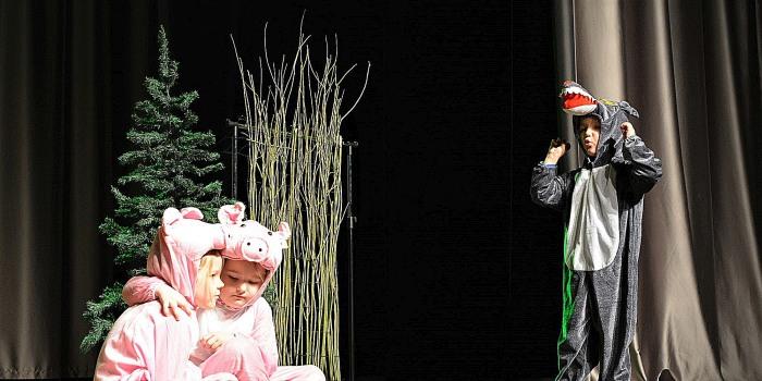 """Šventėje """"Šimtakojis"""" pasirodys geriausi vaikų ir jaunimo teatrai"""