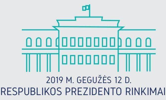 Respublikos prezidento rinkimų antrajame ture varžysis Gitanas Nausėda ir Ingrida Šimonytė