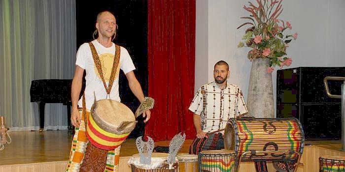 Pažintis su Afrikos žemyno žmonėmis ir kultūra
