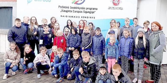 Įgyvendinta žuvininkystės programa
