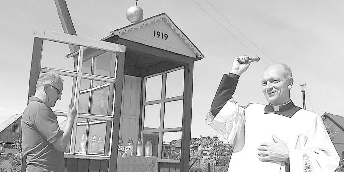 Dambravos koplytėlės 100-čio šventės aidai