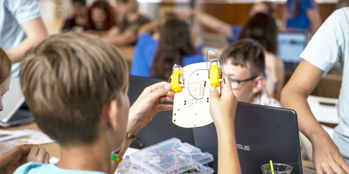 Lietuvos mokyklose – 2 000 kūrybiško programavimo valandų
