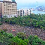 Lietuva tapo laisvės simboliu pasauliui: Honkongo protestuotojai ketina atkartoti Baltijos kelią