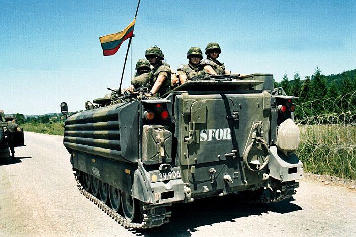 Lietuvos kariai jau 25 metus dalyvauja tarptautinėse operacijose