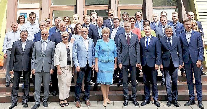 Kauno regiono plėtros tarybos posėdyje aptarti regioninės politikos pokyčiai