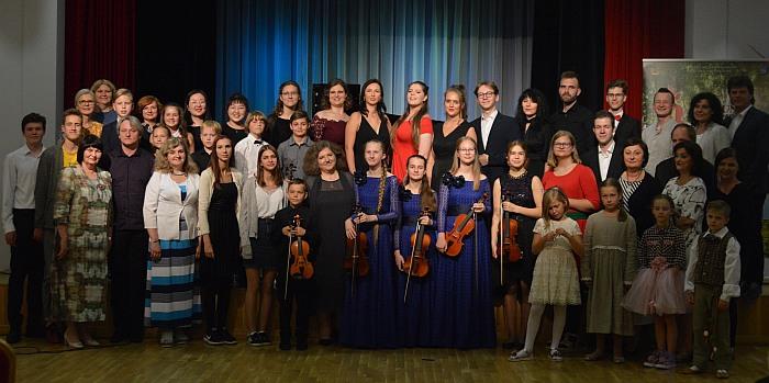 Nuskambėjo finaliniai septintosios Birštono menų akademijos akordai