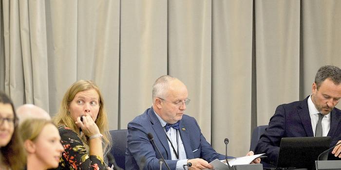 """""""Nord Stream II"""" – dar viena rakštis pasaulio politikos """"ežyje"""". 2"""