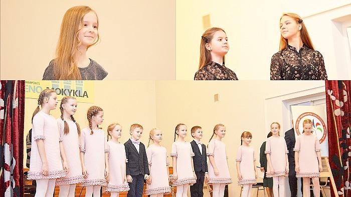 """Birštono meno mokyklos atlikėjai keliaus į """"Dainų dainelės"""" atranką televizijoje"""