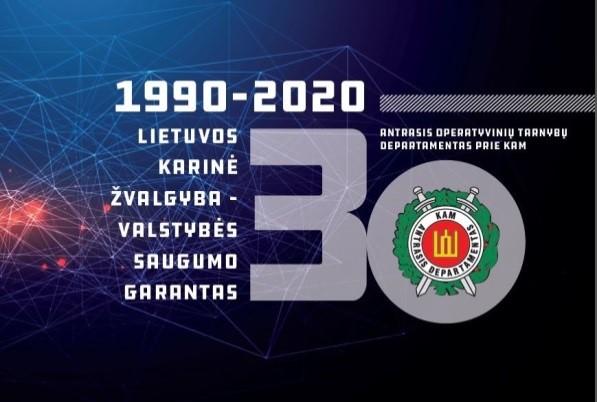 Savo atkūrimo trisdešimtmetį mini Lietuvos karinė žvalgyba