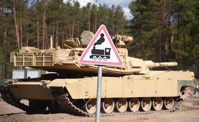 Nauja geležinkelio atšaka Pažeimenėje užtikrins patogesnį NATO sąjungininkų technikos perdislokavimą