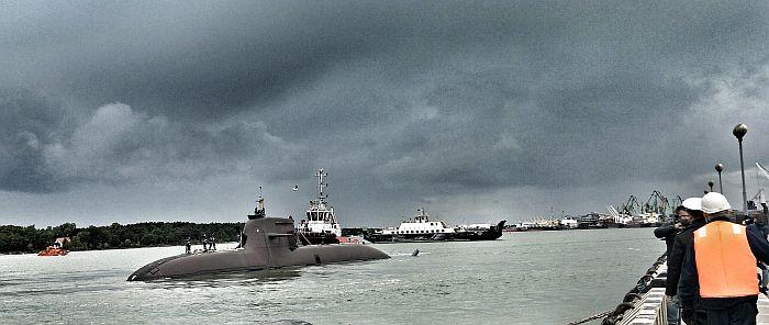 Klaipėdoje lankysis trys Vokietijos kariniai laivai