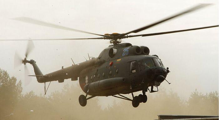 Karinių oro pajėgų sraigtasparnio įgula atliko donoro organų pergabenimo skrydį